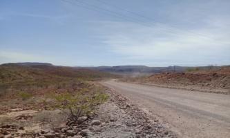 Damaraland Western Namibia