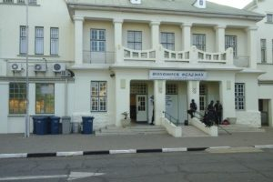 Windhoek Railway Stations, Namibia