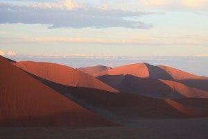 Sossusvlei Dunes, Namib Desert, Namibia