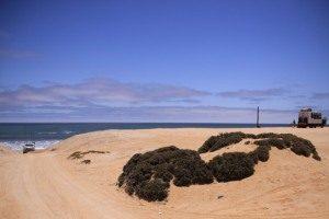 Henties Bay - Namibian Coast