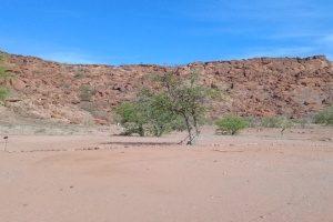 Twyfelfontein, Namibia